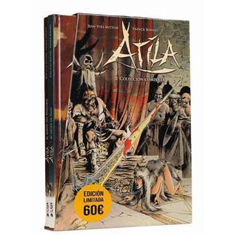 Atila - Integral