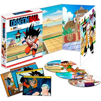 Pack Dragon Ball - Ep 69-88 - Blu-ray