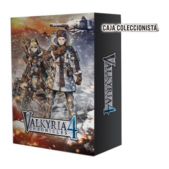 Valkyria Chronicles 4 Memoirs from Battle Edition Premium Edition XBox One