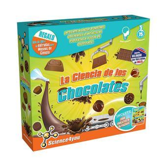 Science4you: La ciencia de los chocolates