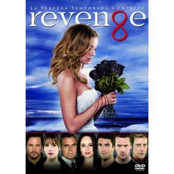 Revenge  Temporada 3 - DVD