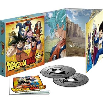 Box Dragon Ball Super 7 - Ep 77 a 90 - Blu-Ray