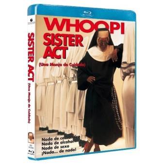 Sister Act. Una monja de cuidado - Blu-Ray