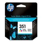 HP 351 Tinta tricolor