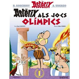 Astèrix Nº12 als Jocs Olímpics