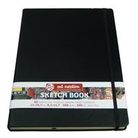 Cuaderno sketchbook Art Creation Talens 31x30 cm negro