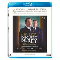 El discurso del Rey - Blu-ray