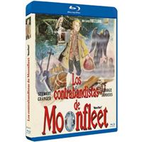 Los Contrabandistas de Moonfleet - Blu-Ray