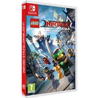 Lego Ninjago La película  Nintendo Switch