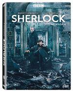 Sherlock - Temporada 4 - DVD