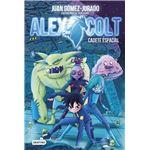 Alex Colt 1: Cadete espacial