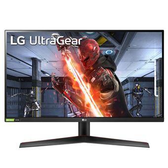 Monitor gaming  LG UltraGear 27GN600-B 27'' Full HD  144Hz
