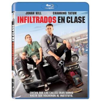 Infiltrados en clase - Blu-Ray
