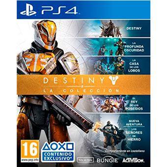 Destiny: La Colección PS4
