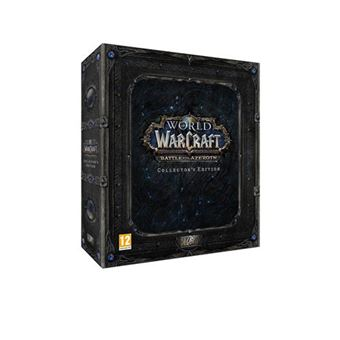 World of Warcraft: Battle for Azeroth Ed.Coleccionista PC