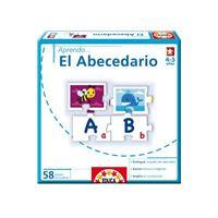 Educa Borrás - Aprendo... el abecedario