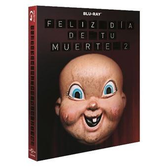 Feliz día de tu muerte 2 - Blu-Ray