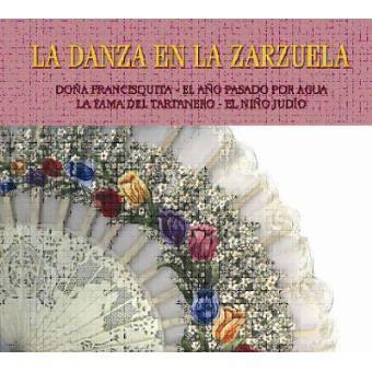 La danza en la zarzuela