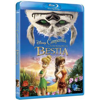 Campanilla y La Leyenda de la Bestia - Blu-Ray
