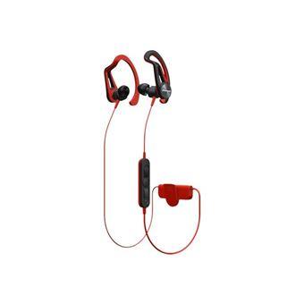Auriculares Deportivos Pioneer SE-E7BTH Rojo