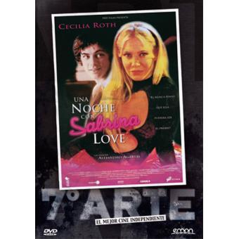 Una noche con Sabrina Love - DVD