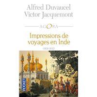 Impressions de voyages en Inde 1818-1832