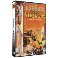La furia de los vikingos - DVD