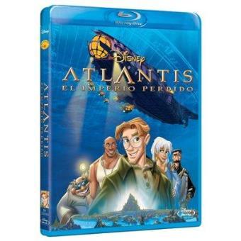 Atlantis: El imperio perdido - Blu-Ray