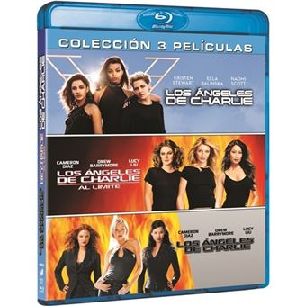 Los Ángeles de Charlie 1-3 - Blu-ray
