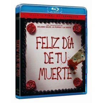 Feliz día de tu muerte - Blu-Ray