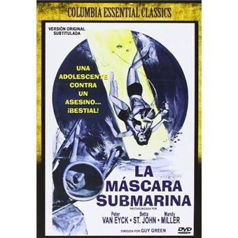 La máscara submarina (V.O.S.) - DVD