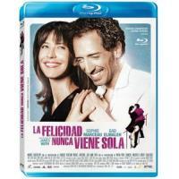 La felicidad nunca viene sola - Blu-Ray