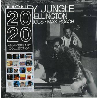 Money Jungle - Vinilo Azul