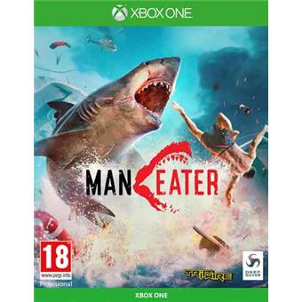 Maneater Xbox One