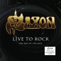 Live To Rock: The Best Of 1991-2009 - Vinilo