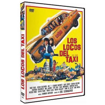 Los locos del taxi - DVD
