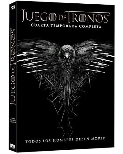 Juego de Tronos Juego de tronos - Temporada 4 - DVD - Packs DVD ...