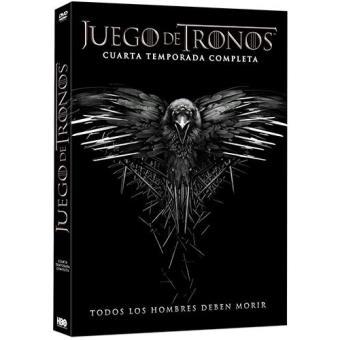 Juego de Tronos Juego de tronos (Temporada 4 ) - DVD - Packs DVD ...