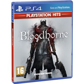 Bloodborne Hits PS4
