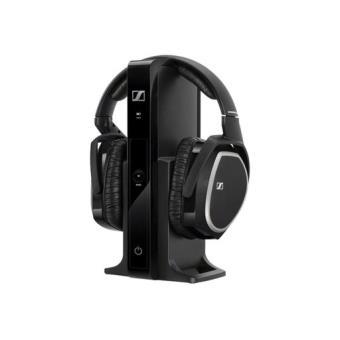 Auriculares inalámbricos Sennheiser RS 165 Negro