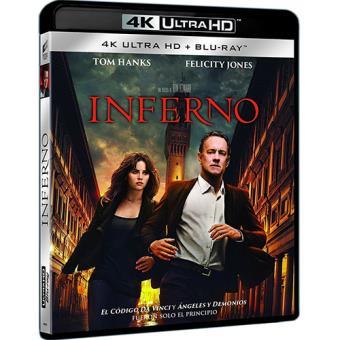 Inferno - UHD + Blu-Ray