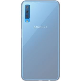 Funda Bigben Transparente para Samsung Galaxy A70