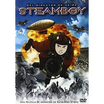 Steamboy - DVD