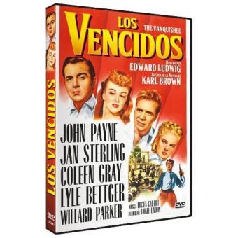 Los vencidos - DVD