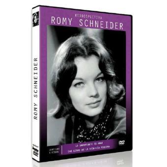 Pack Romy Schneider: Retrospectiva - DVD