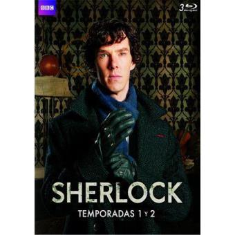 Sherlock - Temporadas 1 y 2 - Blu-Ray