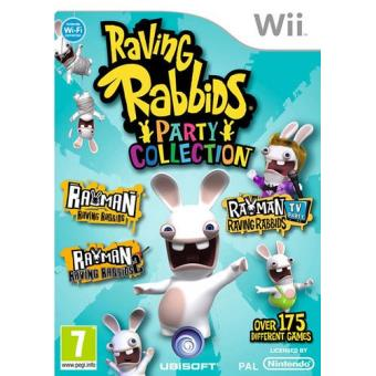 Raving Rabbids: Party Collection Wii