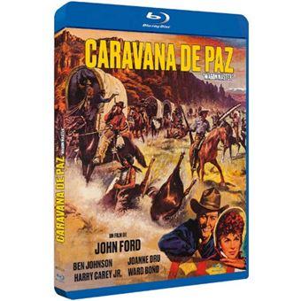 Caravana de paz - Blu-Ray