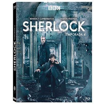 Sherlock - Temporada 4 - Blu-Ray