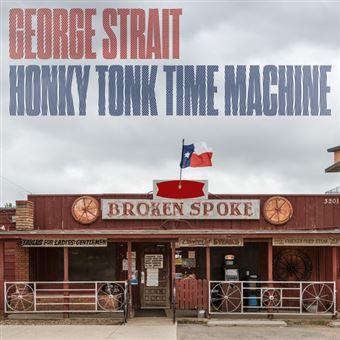 Honky tonk time machine - Vinilo